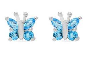 butterfly earrings jewelry