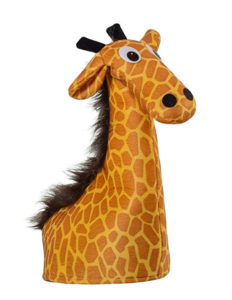 giraffe hat costume