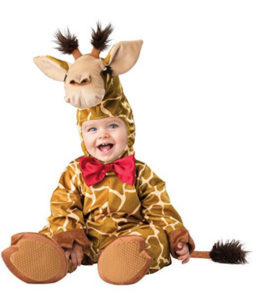 giraffe outfit costume for babies