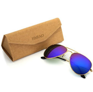 blue aviator womens sunglasses