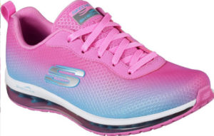 womens pink trainers sketchers