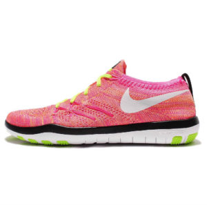pink womens nike trainers