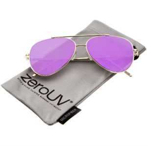 tinted purple sunglasses for women