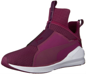 purple womens trainers