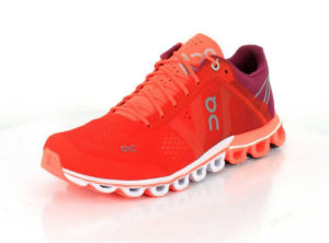 red trainers for women