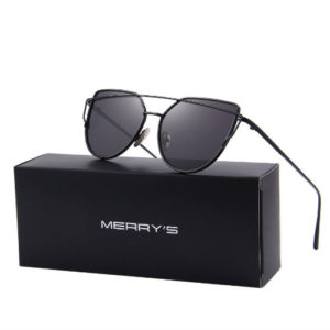 womens black sunglasses