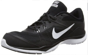 nike black womens shoes