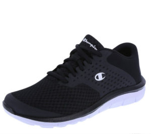black womens trainers