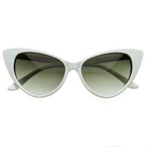 white sunglasses for women
