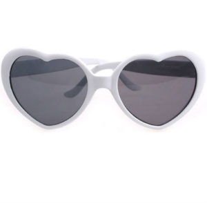 womens white sunglasses