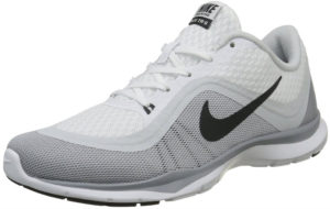 white womens trainers nike