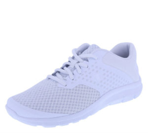 womens white trainers