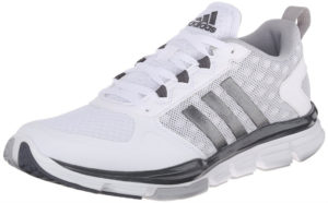 Adidas white trainers for women