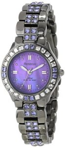 armitron purple watch