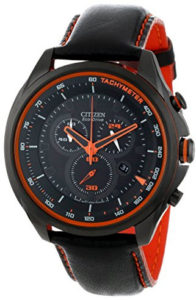 citizen orange watch