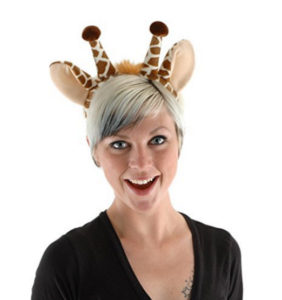 giraffe headband costume