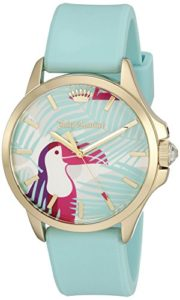 juicy couture green watch