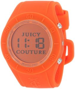 juicy couture orange watch