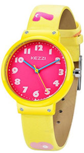 kids yellow watch