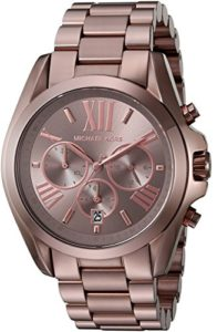 michael kors brown watch