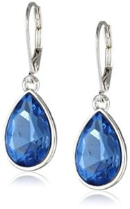 Nine West blue earrings