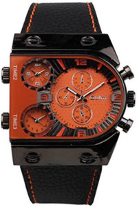 oulm orange watch