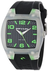 rip curl green watch