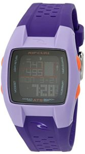 rip curl purple watch