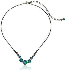 sorrelli green necklace