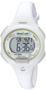 timex white watch