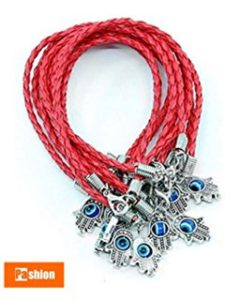 Luck red kabbalah bracelets
